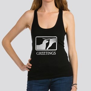 Greater Swiss Mountain Racerback Tank Top