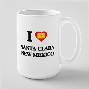 I love Santa Clara New Mexico Mugs