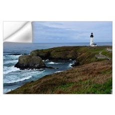 Yaquina Head Lighthouse Wall Decal