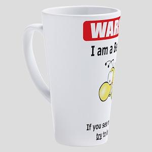 I'm a Beekeeper 17 oz Latte Mug