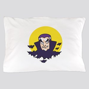 COUNT DRACULA Pillow Case
