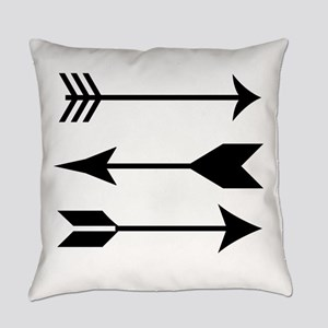 Arrows Everyday Pillow