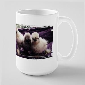 Silkie Chicks Mugs