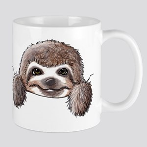 KiniArt Pocket Sloth Mug