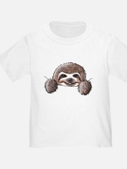 KiniArt Pocket Sloth T