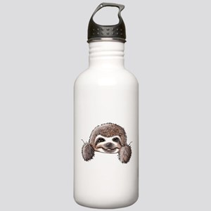 KiniArt Pocket Sloth Stainless Water Bottle 1.0L