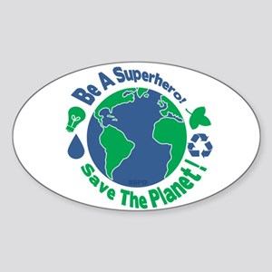 Earth Day Hero Sticker