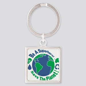 Earth Day Hero Keychains