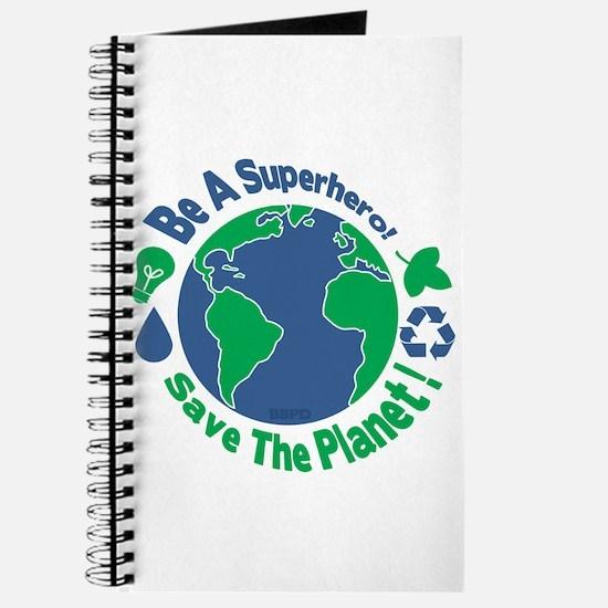 Earth Day Hero Journal