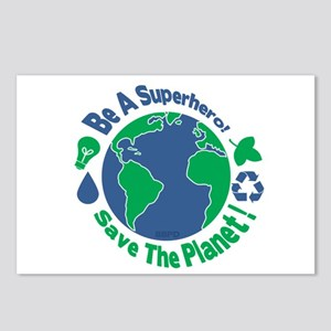 Earth Day Hero Postcards (Package of 8)
