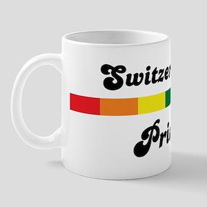 Switzerland pride Mug