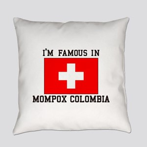 Mompox Colombia Everyday Pillow