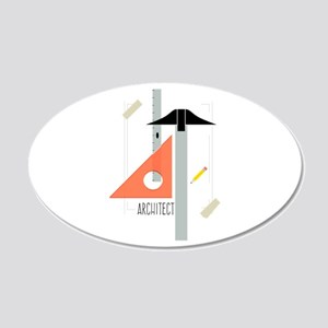 Architect Wall Decal