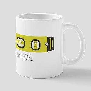 On The Level Mugs