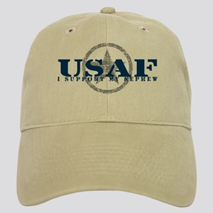 I Support My Nephew - Air Force Cap