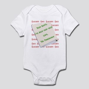 Pomeranian Nice Infant Bodysuit