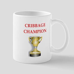 cribbage joke Mugs