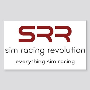 SRR Logo Sticker