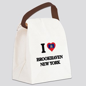 I love Brookhaven New York Canvas Lunch Bag