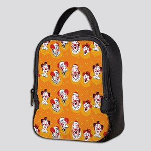 Clowns Neoprene Lunch Bag