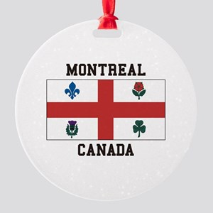 Montreal Canada Ornament
