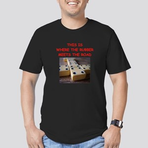 dominoes joke T-Shirt