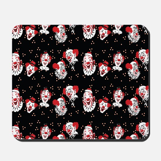 Clowns Mousepad
