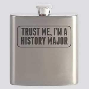 Trust Me Im A History Major Flask