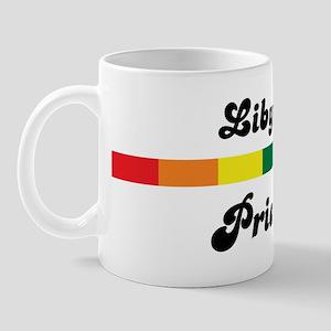 Libya pride Mug