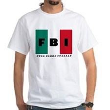 FBI Full Blood Italian T-Shirt