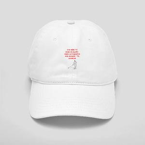 sports joke Baseball Cap