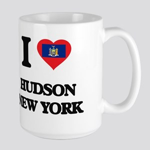 I love Hudson New York Mugs