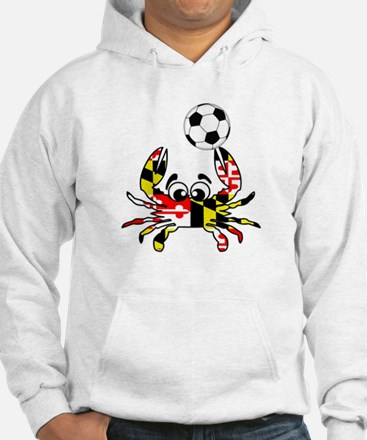 Cute Maryland crabs Hoodie