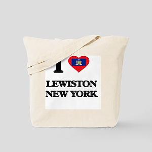 I love Lewiston New York Tote Bag
