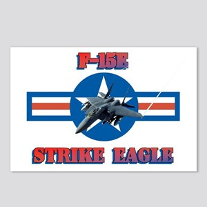 F-15E Strike Eagle Postcards (Package of 8)