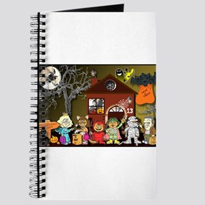 "ASL-based ""Halloween Town"" Journal"