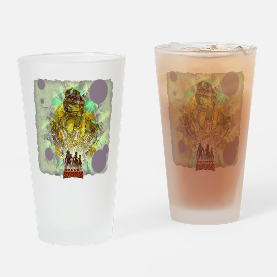 Infinity Gauntlet Drinking Glass