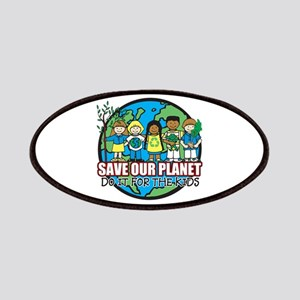 Save Our Planet Patch