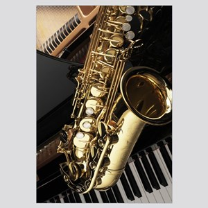 Saxophone And Piano