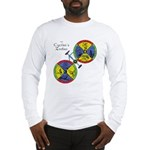 Cyclist's Zodiac Long Sleeve T-Shirt