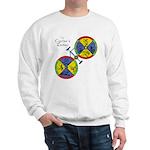 Cyclist's Zodiac Sweatshirt