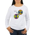 Cyclist's Zodiac Women's Long Sleeve T-Shirt