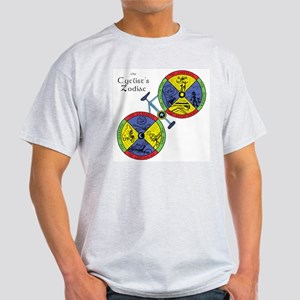 Cyclist's Zodiac Light T-Shirt