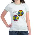 Cyclist's Zodiac Jr. Ringer T-Shirt
