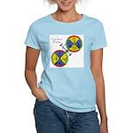 Cyclist's Zodiac Women's Light T-Shirt