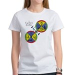 Cyclist's Zodiac Women's T-Shirt