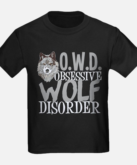 Funny Wolf T