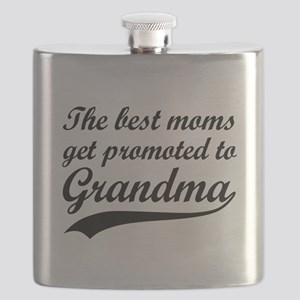 Promoted to Grandma Flask