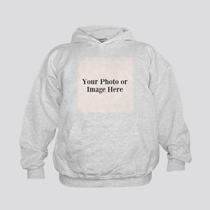 Your Photo or Design Here Hoodie