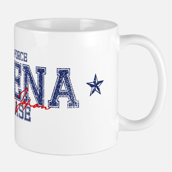 Kadena Air Base Japan Mug